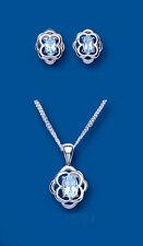 Topaz Wedding Fine Diamond & Gemstone Jewellery Sets