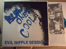 """BLOW ONE'S COOL 10""""  NEAR MINT Timebomb Records Japan"""