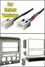 Car Stereo Radio Install Mount Dash Kit + Wire for 2006-2007 Nissan Titan/Armada