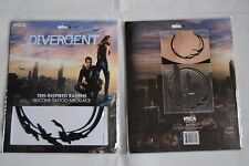 DIVERGENT TRIS-INSPIRED RAVENS SILICONE TATTOO NECKLACE NEW OFFICIAL FILM MOVIE