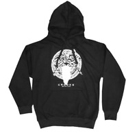 Crooks & Castles Greco Logo Hoodie Black Sweatshirt Mens