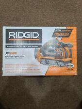 RIDGID R86065B 18-V GEN5X Cordless Brushless 3 in. x 18 in. Belt Sander