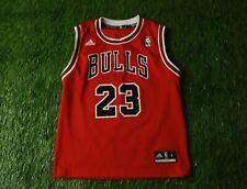 CHICAGO BULLS usa #23 MOORE BASKETBALL SHIRT JERSEY ADIDAS ORIGINAL SIZE YOUNG M