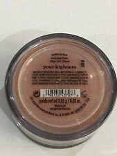 """bareMinerals Blush in """"YOUR HIGHNESS"""" .85g Click-Lock-Go New-Sealed"""
