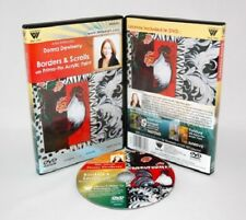 Donna Dewberry Instructional DVD | Learn to Paint Borders & Scrolls w/ Acrylics