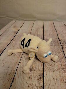 "Plush Serta Mattress Counting Sheep # 44 2000 Curto Stuffed Toy Lamb 8"" With Tag"