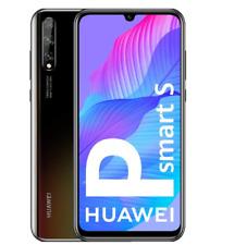 HUAWEI P SMART S NERO PSMART S 128GB ROM 4 GB RAM 24 mesi garanzia NO BRAND