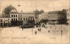 CPA ROUBAIX .- Grand place en 1880 (193767)