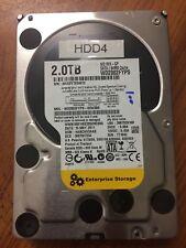 """Western Digital WD2002FYPS Enterprise - 3.5"""" SATA 2TB 64MB 5.4K Hard Drive HDD"""