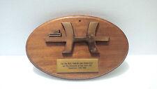 Marine Ship Vintage ''Hanjin San Francisco'' Ecccentric Shield S065