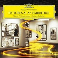 PICTURES AT AN EXHIBITION - DUDAMEL,GUSTAVO/WP   CD NEW! MUSSORGSKY,MODEST P.