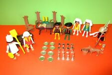 Dschungel Klicky Rarität 70er Jahre ♥Playmobil♥ 3585 Safari Araber Beduinen Set