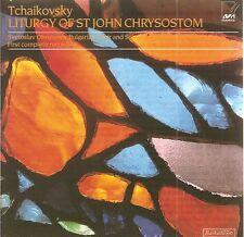 Tchaikovsky - Liturgy of St John Chrysostom