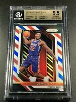 DEANDRE AYTON 2018 PANINI PRIZM #279 RED WHITE BLUE REFRACTOR ROOKIE BGS 9.5 (A)