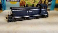 Athearn B&O sw1500 Switcher Locomotive train engine HO sw7