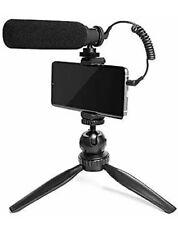 Smartphone Camera Video Microphone Kit UCM-11PL Vlog Microphone Gaming