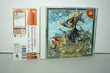 CAPCOM GAIAMASTER KEESEN! SEIKIOH-DENSETSU USATO DREAMCAST JAPAN NTSC/J 37898