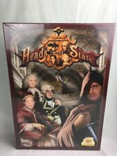 Heads Of State Strategy Board Game By Peter Hawes New & Sealed