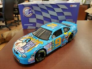 1999 Jerry Nadeau #9 Dexter's Lab Cartoon Network 1:18 NASCAR Action MIB