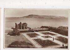 Portland & Sandsfoot Castle Weymouth 1956 RP Postcard 900a