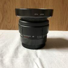 Canon EOS Fit TAMRON 24-70mm F3.3-5.6 AF 73DE ASPHERICAL Zoom Lens