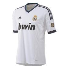 Adidas Real Madrid Camiseta Local Niños Blanco 2012/2013 [W41763]