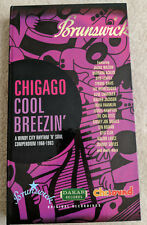 Chicago Cool Breezin Various Artists [Brunswick] (1999) Chigago 3CD Book