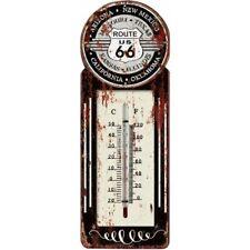 Balance 595396 Route 66 Retro -20°C - +50°C Balkonthermometer Gartenthermometer
