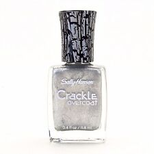 Sally Hansen Foil Crackle Overcoat Nail Polish 03 Fractured buy 2 get 15% off