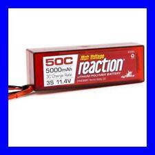 Dynamite Reaction HD 11.4v HV 5000mah 3S 50C Lipo Hardcase EC5 : Losi Proboat