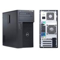 Dell Precision T1700 E3-1246 V3 3.5GHz Quad Core 16GB RAM 100GB SSD NVS 510 GPU