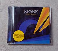 "CD AUDIO DISQUE MUSIQUE / KEANE ""NIGHT TRAIN"" CD EP 2010 ISLAND RECORDS 8 TRACKS"