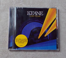 "CD AUDIO DISQUE MUSIQUE / KEANE ""NIGHT TRAIN"" CD EP 2010 ISLAND RECORDS 8 TRACKS"