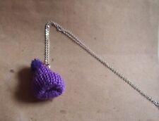 50 G madreperla conchiglie perle lilla viola 80stk natura Shell Beads gioielli u143