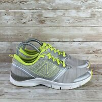 New Balance 711 Womens Size 9 Wide Gray Volt Athletic Training Running Shoes