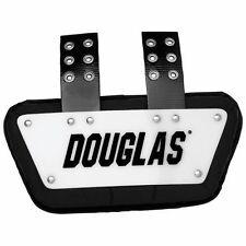 "New Douglas Football Mens Adjustable SP Series 6"" Spine Kidney BACK PLATE ASBP6"