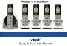 New Landline Set DECT6.0 Cordless Telephone Portable Wireless Home LCD Phone lot