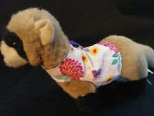 Ferret Harness - Flowers & Butterflies - S/M