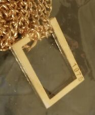 The 1975 Rose Gold Necklace New In Bag
