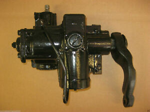 Land Rover Discovery TD5 Power Steering Box with Drop Arm REFURBISHED