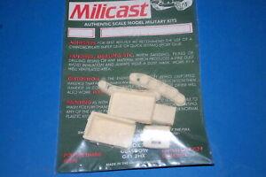 Milicast G26 - Steyr RSO Gun Tractor scala 1/76