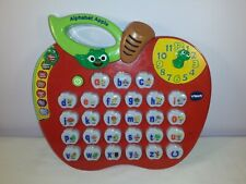 Vtech Alphabet Apple Educational Electronic Toy