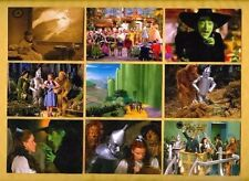 WIZARD OF OZ Film Cell Lot Pack of  25 - Movie DVD Book Poster * FREE SHIPPING *