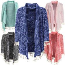 Markenlose Mädchen-Pullover & -Strickware für die Freizeit