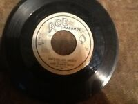 """Huey,Piano, Smith """"Don't You Just Know It/High Blood Pressure"""" ACE Records 45"""