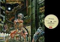 Iron Maiden-Somewhere In Time-VINYL LP-USED-Aussie press