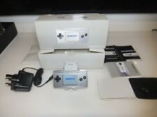Nintendo Gameboy Micro Console Silver Boxed Brand New