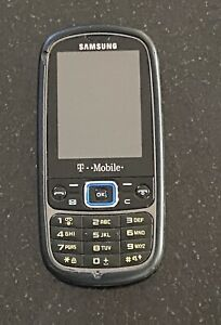 SAMSUNG GRAVITY 3 SGH-T479 CELL PHONE black/blue 16GB