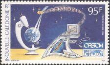 Nueva Caledonia 1994 ORSTOM/espacio/Satélite/Microscopio/computadora/Globe 1 V (n45239)