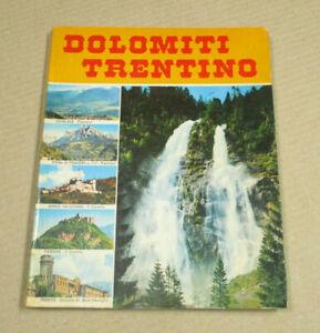 Guida manuale illustrato DOLOMITI TRENTINO ed. Franceschi